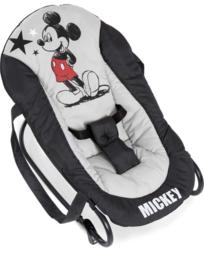 mickey zwart wit mouse baby wipstoel Zwart wit