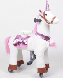 Ride on unicorn vanaf 2 jaar S