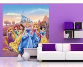 Disney behang Prinsessen 180 x 202 cm