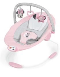 Minnie mouse baby wipstoel met muziek en trilfunctie Disney