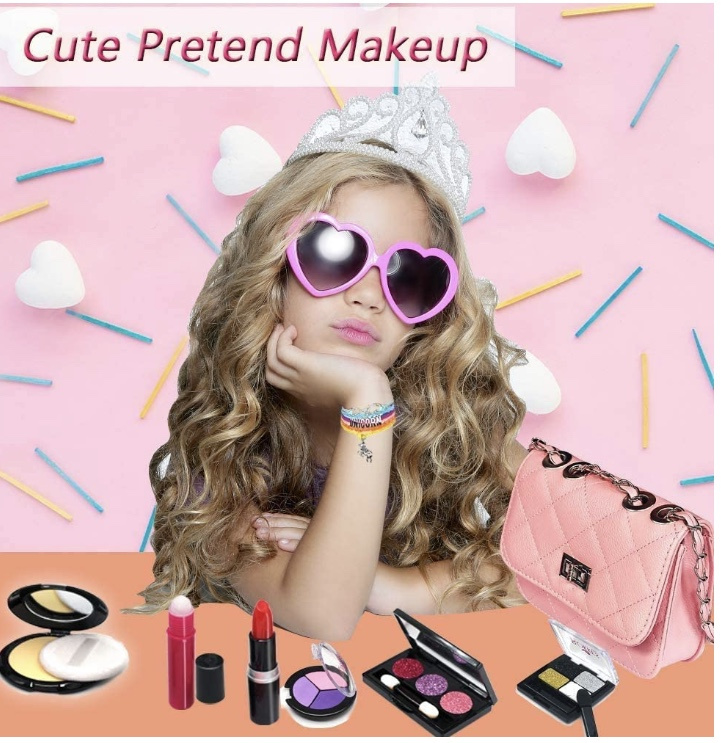 Peuter / kleuter make-up incl luxe tasje