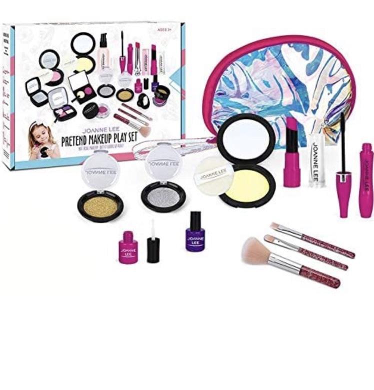 Peuter / kleuter make-up incl tasje 12 delig