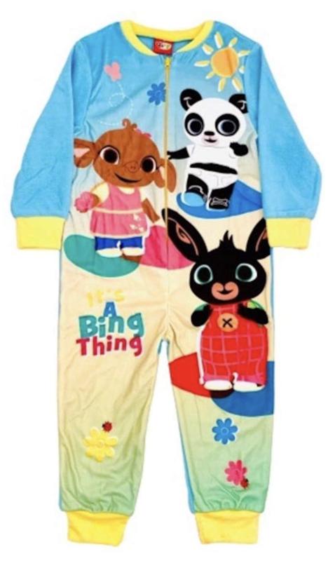 Bing onesie 18mnd tot 5 jaar