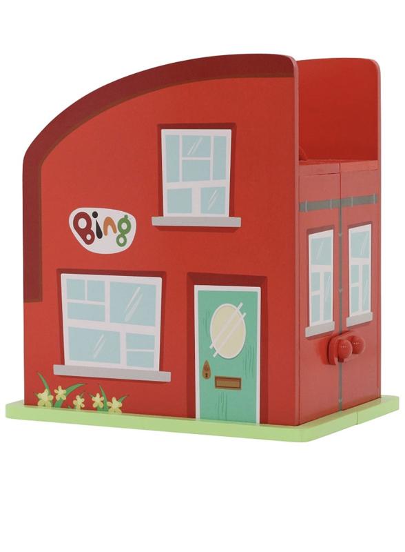 Bing houten huisje | Bing | Www.babyperfect.nl