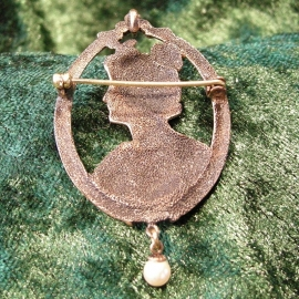 broche brons