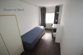 Furnished room to rent in VOORBURG / The Hague: international interns, expats and students