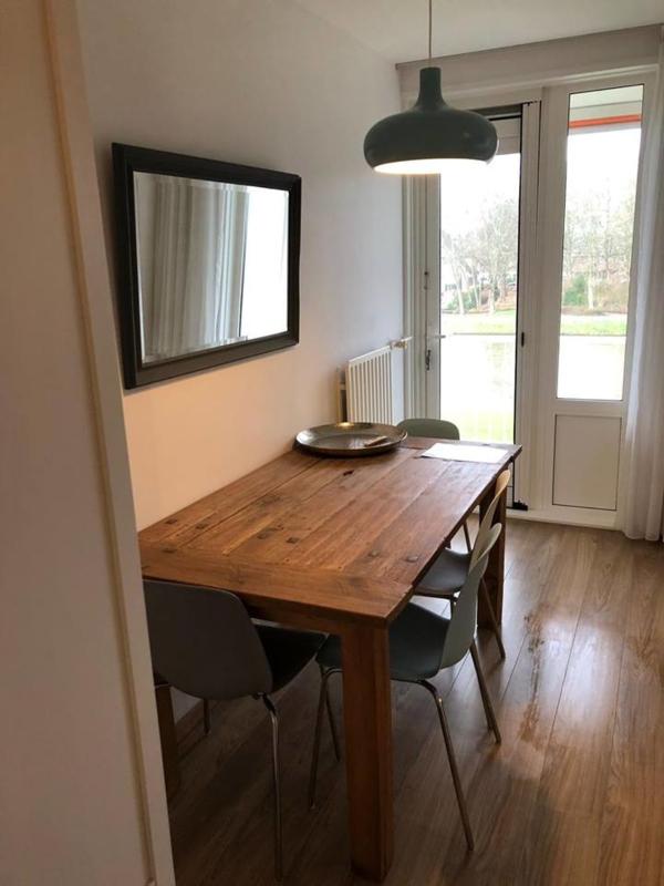 Möbliertes Zimmer 1 Schubertlaan, LEIDEN, Componistenbuurt, Niederlande