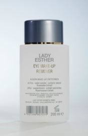 Eye Make-up Remover Fluid (niet vet) - 200 ml