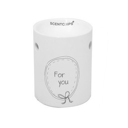 Luxe Brander - For You (wit)