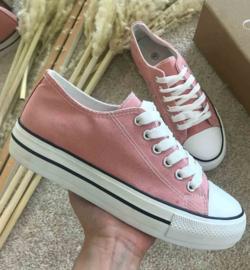 Roze gympen