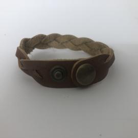 Upcycled armbandje