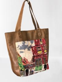 Vermeer borduur tas