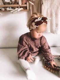 KID ONLY 'Autumn flower'