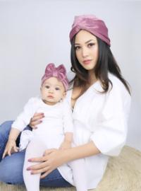 Twinning Turban 'pink'