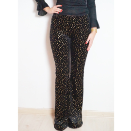 STAR FLARED PANTS