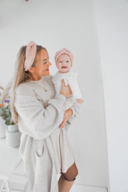 TWINNING MOM + KID 'baby pink'