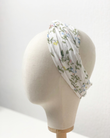Hair bandeau 'Happy flower'