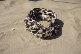 Hair-bandeau 'Leopard'