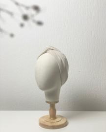 Hair bandeau 'Sand corduroy'