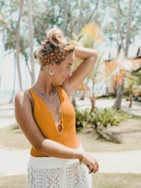 Hair bandeau ' Tropical Africa'