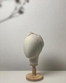 Hair bandeau 'Linen sand'