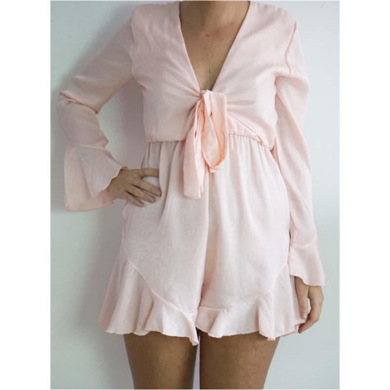 BABY DOLL PLAYSUIT