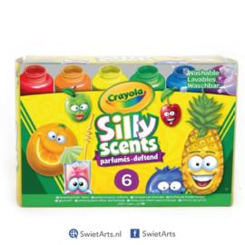 Crayola Silly Scents Uitwasbare Verf met Geur