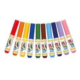 Crayola Color Wonder - 10 mini viltstiften