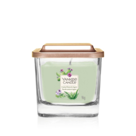 Yankee Candle Elevation Small Jar Cactus Flower & Agave