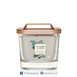 Yankee Candle Elevation Small Jar Exotic Bergamot