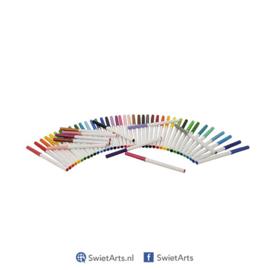 Crayola Viltstiften met Superpunt 50 stuks