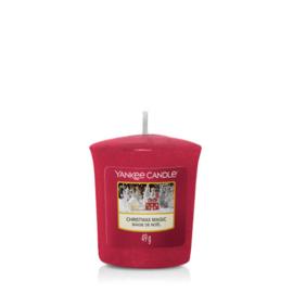 Yankee Candle Votive Christmas Magic