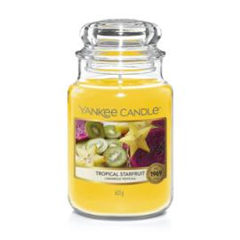 Yankee Candle Large Jar Tropical Starfruit