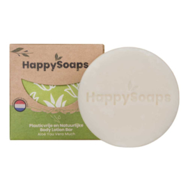 HappySoaps Body Lotion Bar Aloë You Vera Much 65g
