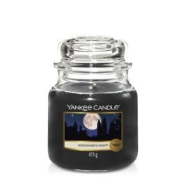 Yankee Candle Medium Jar Midsummers Night