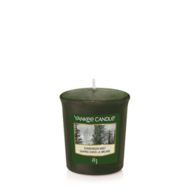 Yankee Candle Votive Evergreen Mist