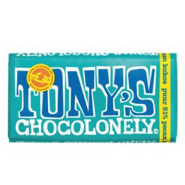 Tony's Chocolonely Puur Pecan Kokos (180 gram)