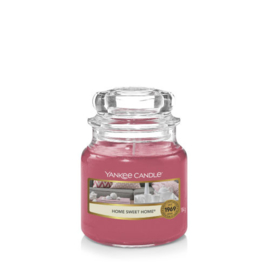 Yankee Candle Small Jar Home Sweet Home