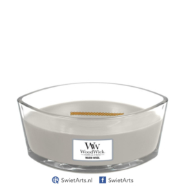 WoodWick Ellipse Candle Warm Wool