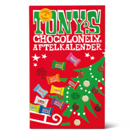 Tony's Chocolonely Kerst Aftelkalender (5 kalenders)