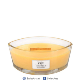WoodWick Seaside Mimosa Ellipse Candle
