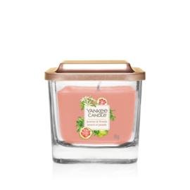 Yankee Candle Elevation Small Jar Jasmine & Pomelo