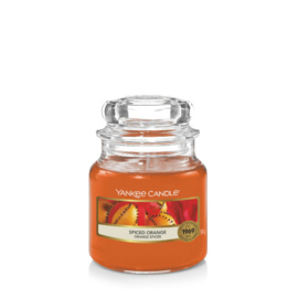 Yankee Candle Small Jar Spiced Orange