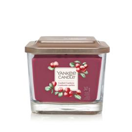 Yankee Candle Elevation Medium Jar Candied Cranberry