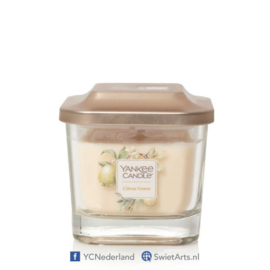 Yankee Candle Citrus Grove Small 1-Wick Square Candle