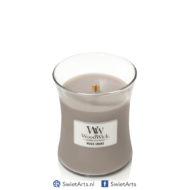 WoodWick Medium Candle Wood Smoke