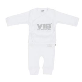 VIB 2-Delig Setje Wit (Very Important Baby)