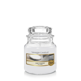 Yankee Candle Small Jar Baby Powder