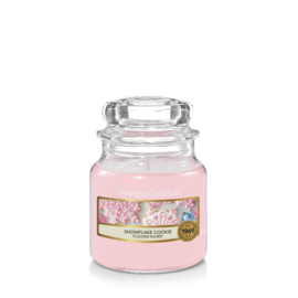 Yankee Candle Small Jar Snowflake Cookie