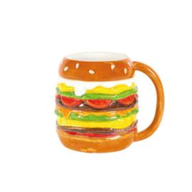 Blond Amsterdam Beker 3D 0.35L Snack (Hamburger)